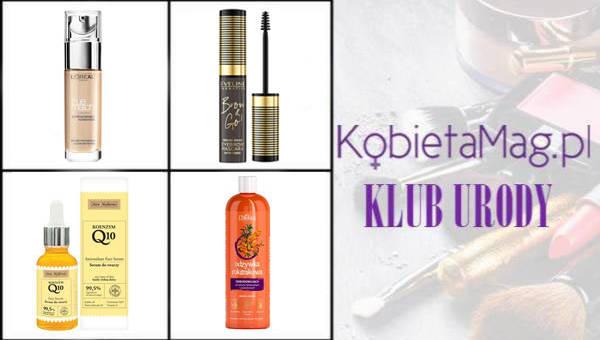 Klub Urody KobietaMag.pl zaprasza na jesienne testowanie 4 kosmetyków do pielęgnacji i makijażu!