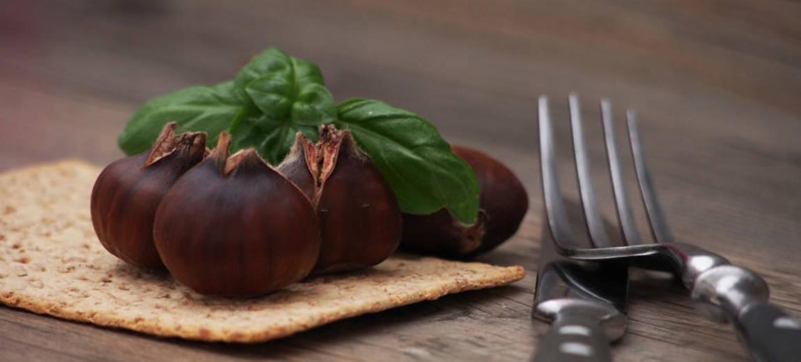 Mąka z kasztanów jadalnych – właściwości i zastosowanie