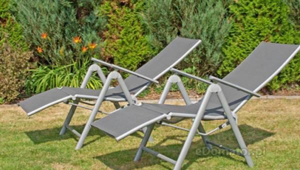 Leżaki ogrodowe – komfort i wygoda w Twoim ogrodzie