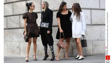 Moda uliczna z Paris Fashion Week. Zobaczcie, jak ubrały się fashionistki z całego świata!