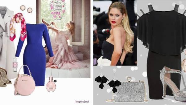 W stylu Paryżanek – dwa wieczorowe outfity na Fashion Week i nie tylko