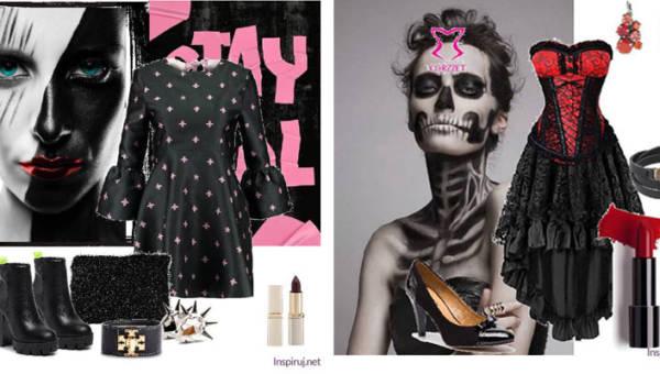 Outfity na Halloween 2019. Bądź strrrraszna w dobrym stylu!