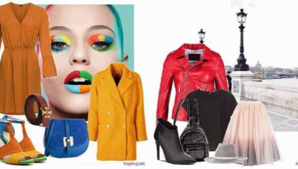 Wędrujące barwy. Outfity w stylu mediolańskiej ulicy