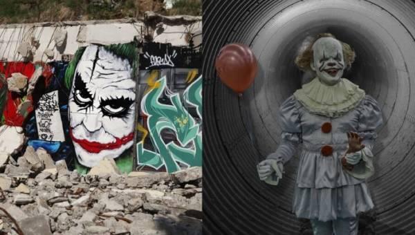Makijaż na Halloween 2019 – Joker kontra Pennywise, czyli dwie filmowe postaci, które zdominowały halloweenowe trendy makijażowe