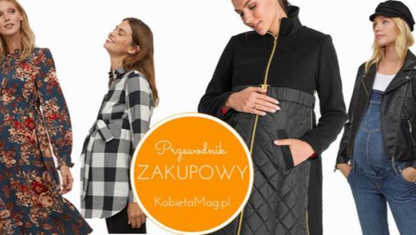 Przewodnik zakupowy: ubrania ciążowe dla przyszłych mam
