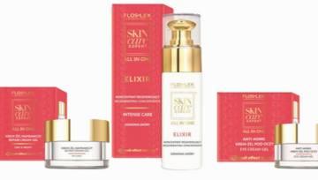Kompleksowa regeneracja z nową linią kosmetyków Skin care EXPERT ALL IN ONE od FLOSLEK