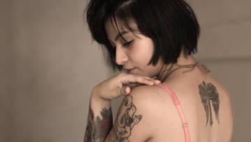 Tatuaże na Halloween – dyskretne wzory stworzone dla tych, którzy kochają się bać!