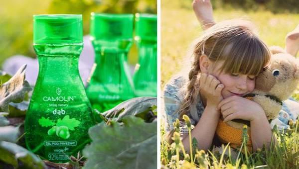 Przenieś się w świat dzieciństwa i wakacji spędzanych na łonie natury z wegańskimi kosmetykami Camolin!