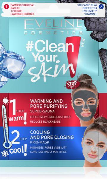 gładka i oczyszczona skóra