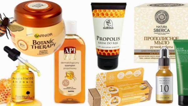 Kosmetyki z propolisem – pielęgnacyjne skarby z pszczelej apteczki