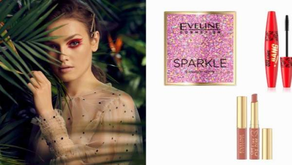 Egzotyczne boho – makijażowe inspiracje na jesień i zimę 2019/2020 od Eveline Cosmetics