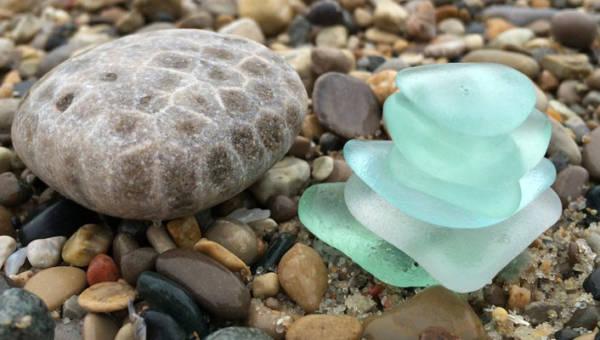 Seaglass nails – piękny i najbardziej pożądany tej jesieni manicure
