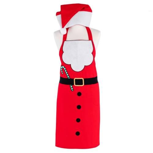 świąteczny fartuch