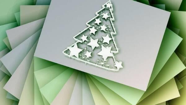 Jak zrobić kartkę na Boże Narodzenie – rewelacyjne pomysły do wykonania wspólnie z dzieckiem