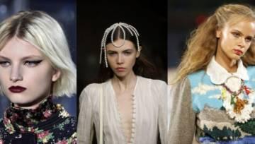 Modne fryzury jesień zima 2019/20 – zobacz jakie damskie uczesania są na topie w jesienno-zimowym sezonie