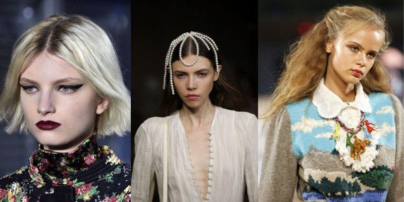 Modne fryzury jesień zima 2019/20