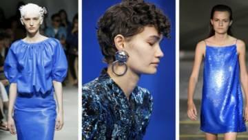 Najciekawsze stylizacje w kolorze Pantone 2020 z wybiegów słynnych projektantów. Zobacz, jak nosić ten odcień wiosną!