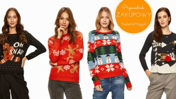 Przewodnik zakupowy: najsłodsze świąteczne swetry 2019, dzięki którym wzniesiesz świąteczne lenistwo na nowy poziom!