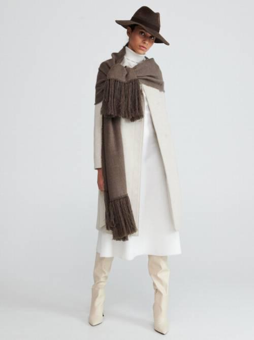 jak nosić szal