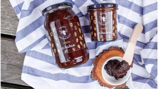 Zdrowe słodycze dla małych i dużych z Pasiek Rodziny Sadowskich