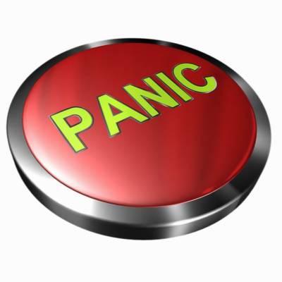 przycisk paniki