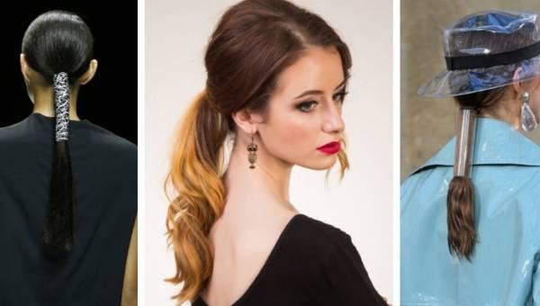 Modny kucyk – wiązanie włosów, które upodobały sobie gwiazdy i celebrytki
