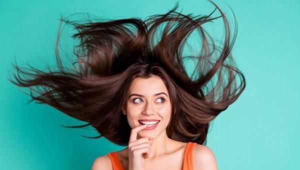 TOP 3 szampony odbudowujące do włosów