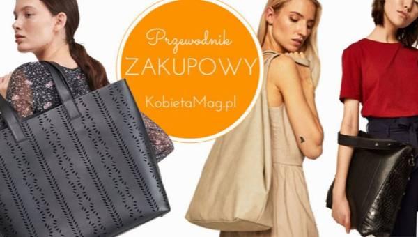 Przewodnik zakupowy: torebki XXL – modny trend na wiosnę lato 2020