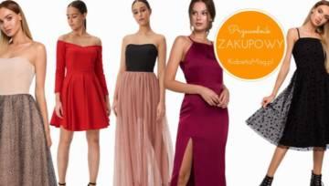 Przewodnik zakupowy: modne sukienki na studniówkę 2020