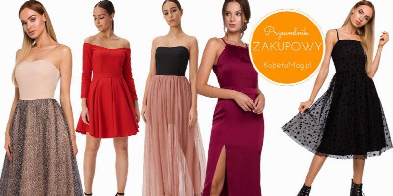 Sukienki na studniówkę 2020