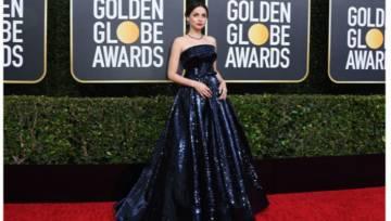 Złote Globy 2020: najpiękniejsze kreacje gwiazd z czerwonego dywanu