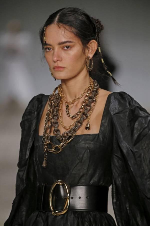 biżuteria na wiosnę lato 2020