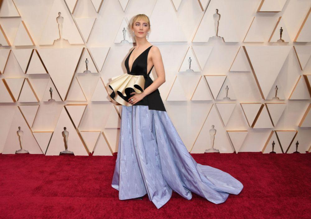 sukienki Oscary 2020