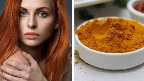 Kurkuma na włosy – naturalny sprzymierzeniec Twojej bujnej fryzury