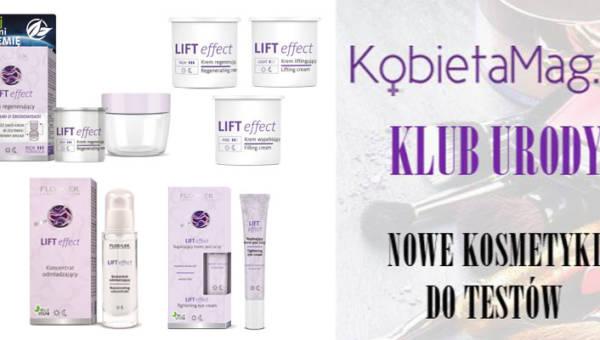 Klub Urody KobietaMag.pl: Przetestuj zestaw kosmetyków FLOSLEK, LIFT effect z kremem w ekologicznym opakowaniu na wymienne wkłady!