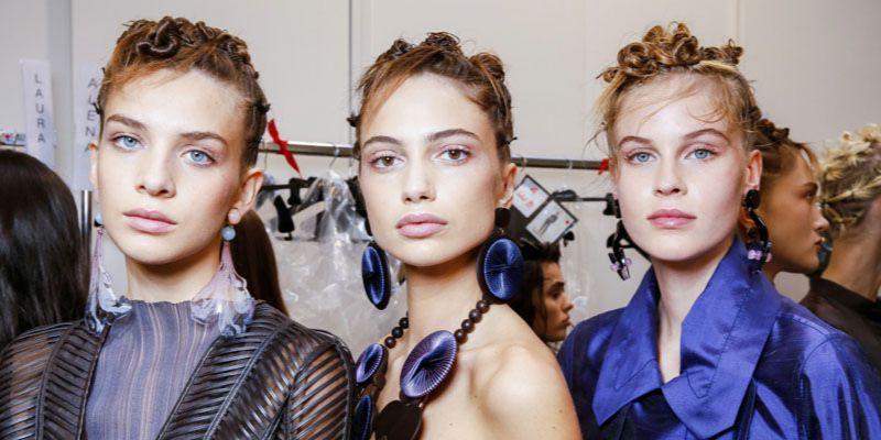 modne fryzury na wiosnę lato 2020