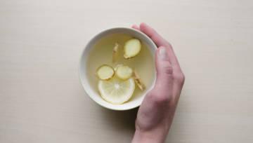 Herbata imbirowa – przepis i właściwości