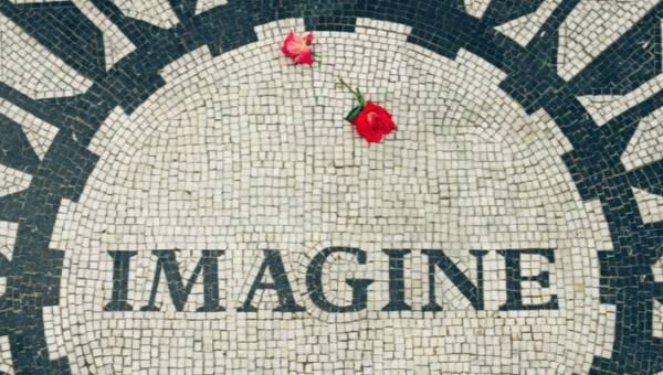 """Gwiazdy motywują cały świat do walki z koronawirusem. Posłuchaj niezwykłej wersji """"Imagine"""" Johna Lennona!"""