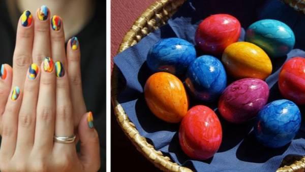 Paznokcie na Wielkanoc 2020 – jakie wzorki wykonać, by dodać koloru Świętom celebrowanym w niewesołych okolicznościach?