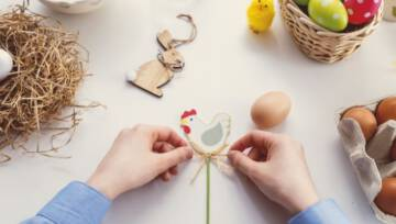 Wielkanocne wieńce – przegląd najciekawszych inspiracji. Zrób sama świąteczną dekorację!