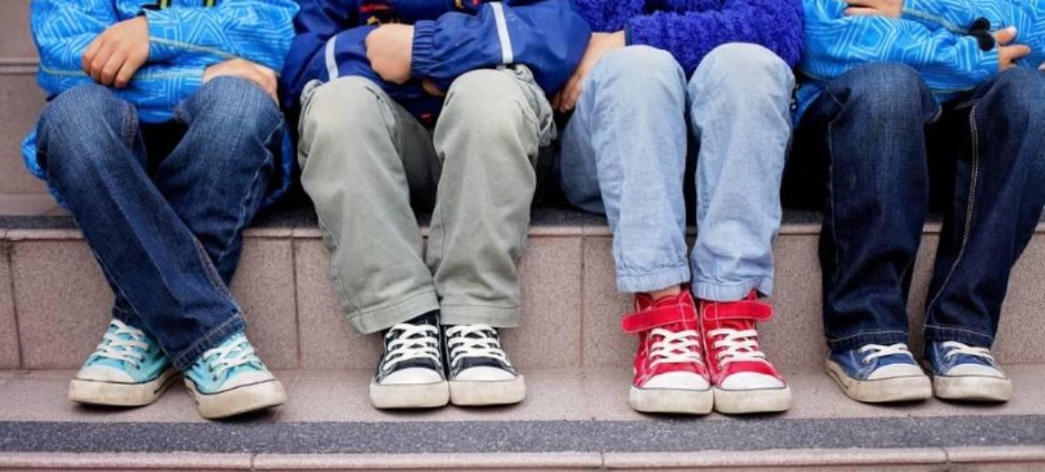 Jak wybrać buty dla dziecka lub nastolatka?