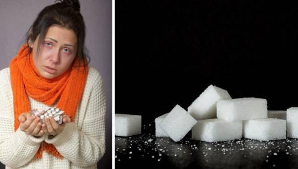 Chorujesz? Ogranicz cukier – zabija Twoją odporność!
