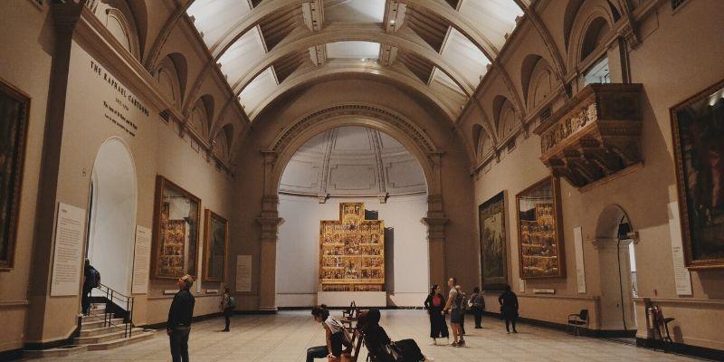 kolekcje sztuki online