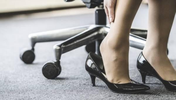"""Sposoby na złagodzenie uczucia """"ciężkości nóg"""""""