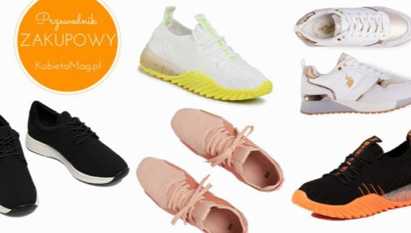 Przewodnik zakupowy: najładniejsze sneakersy na wiosnę 2020 od popularnych marek!