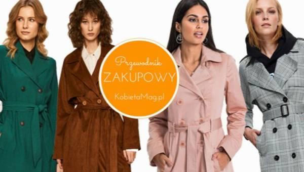 Przewodnik zakupowy: eleganckie płaszcze na wiosnę 2020