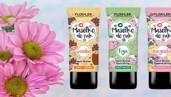 Masełka do rąk w stylu koreańskim – nowe kosmetyczne słodkości od marki FLOSLEK