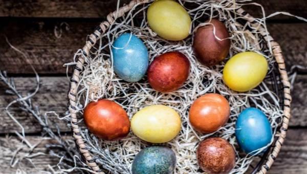 Naturalne barwniki do jajek – użyj popularnych warzyw, przypraw i ziół!