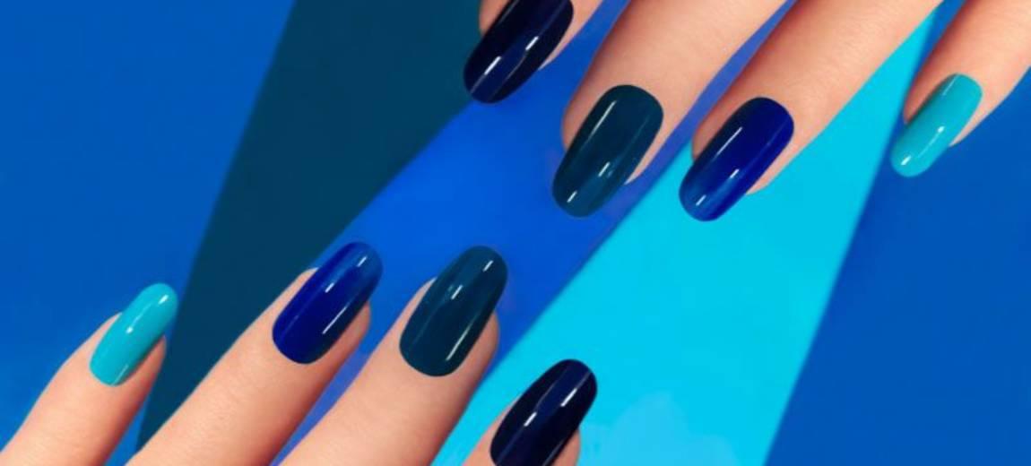 Manicure z gradientem – zaskakujący i idealny na nadchodzące lato!