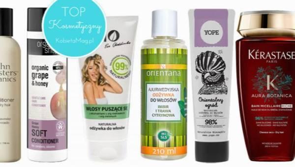 Najlepsze odżywki do włosów bez silikonów. Redakcyjny ranking odżywek z naturalnymi olejkami i proteinami zamiast chemii